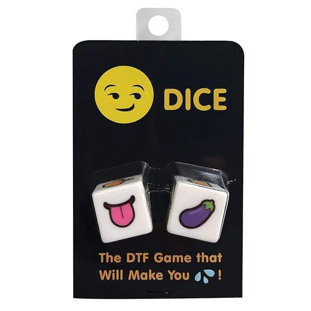 Kheper Games - DTF Dice Game (White) Games Durio Asia