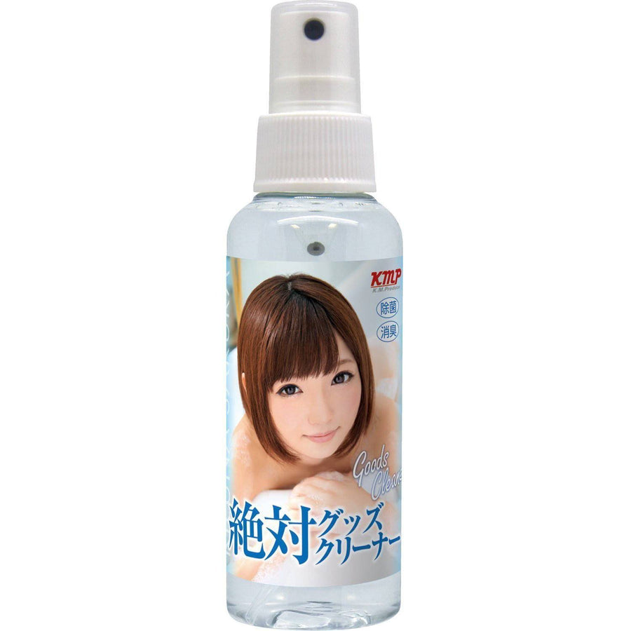 KMP - Zettai Goods Toy Cleaner 100ml (Clear)