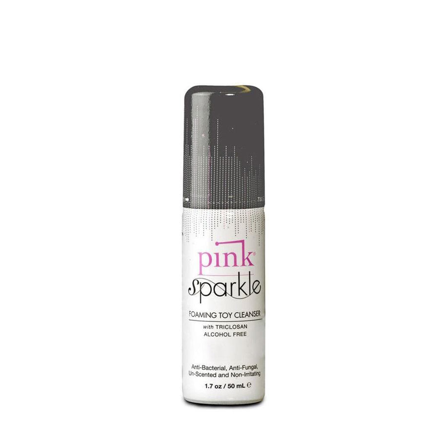 Pink - Sparkle Foaming Toy Cleaner 1.7oz