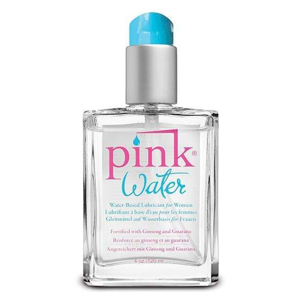 Pink - Water Based Lubricant for Woman 4oz Lube (Water Based) 813362024146 CherryAffairs