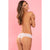 Rene Rofe - All Tied Up Open Back Panty M/L (White)