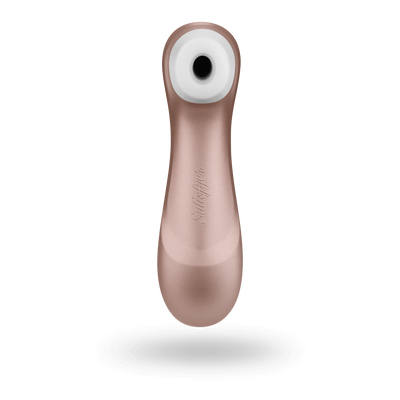 Satisfyer - Pro 2 Rechargeable Clit Massager (Rose Gold)