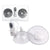 SSI Japan - Nipple Magic Breast Massager (White)