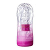 T-Best - Reluxe Alpha Explore Soft Stroker Normal Type (Clear) Masturbator Soft Stroker (Non Vibration) 4573423123633 CherryAffairs