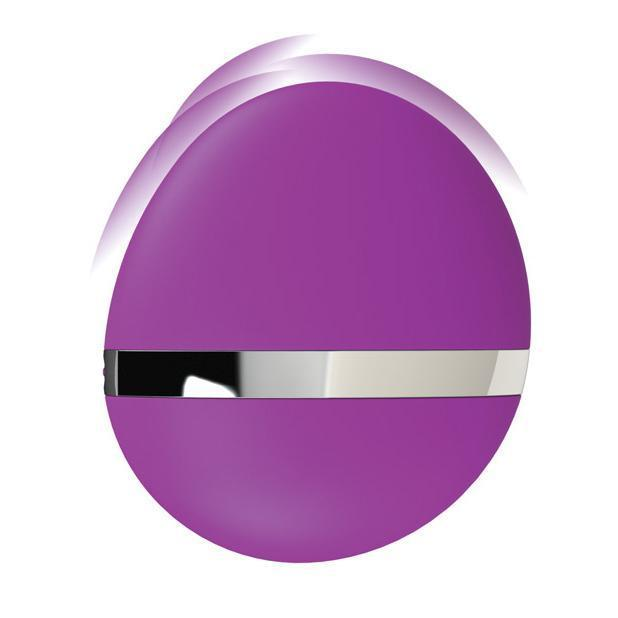VeDO - Lea Pebble Couples' Vibrator (Vixen Violet) Couple's Massager (Vibration) Non Rechargeable Singapore