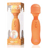 Wild One - Pink Denma CC2 Wand Massager (Orange) Wand Massagers (Vibration) Non Rechargeable 4571136196463 CherryAffairs