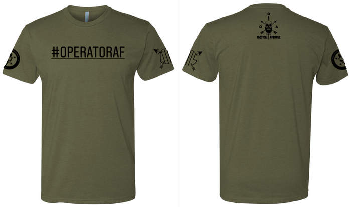 #OPERATORAF - ALL PROCEEDS BENEFIT SPECIAL FORCES FOUNDATION