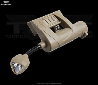 Princeton Tec Charge - MPLS AA Battery Powered Multi-LED Hands-Free Light