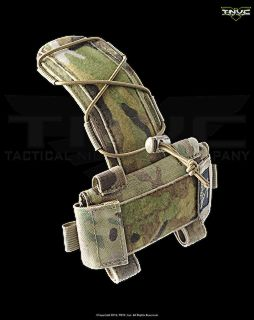 TNVC Mohawk Mk1 Counterweight Helmet Accessory Storage and Retention System