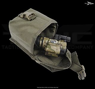 First Spear Night Vision Goggle Pouch MOLLE Compatible Storage Pouch