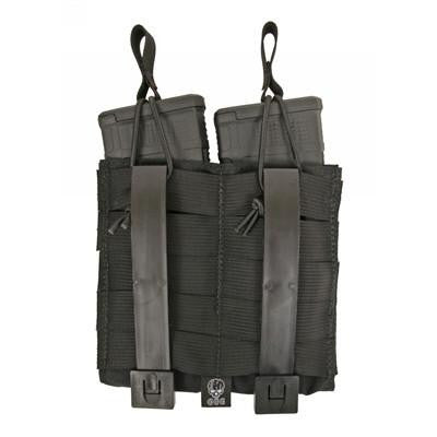 Double M4 Panel and Pistol Pouch