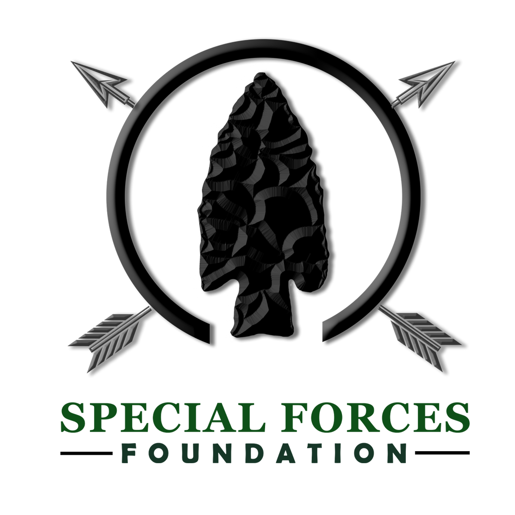 """Bronze Bruce"" - Benefitting Special Forces Foundation"
