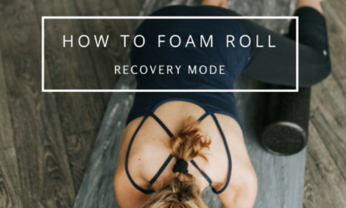 A Guide to Foam Rolling