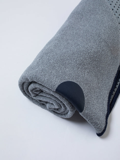 eQua® Yoga Towel, Thunder