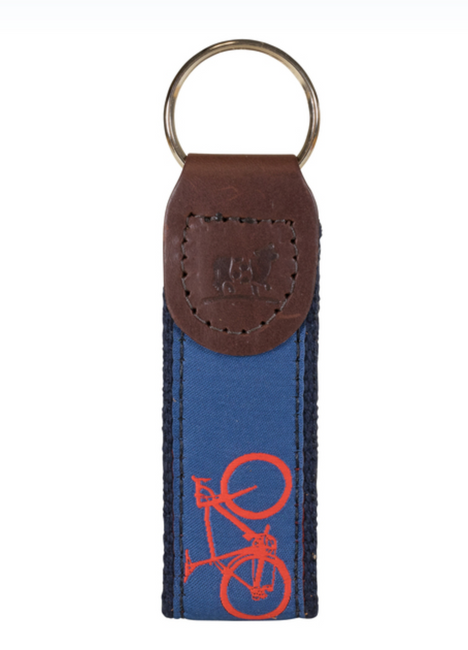 Road Bike Key Fob