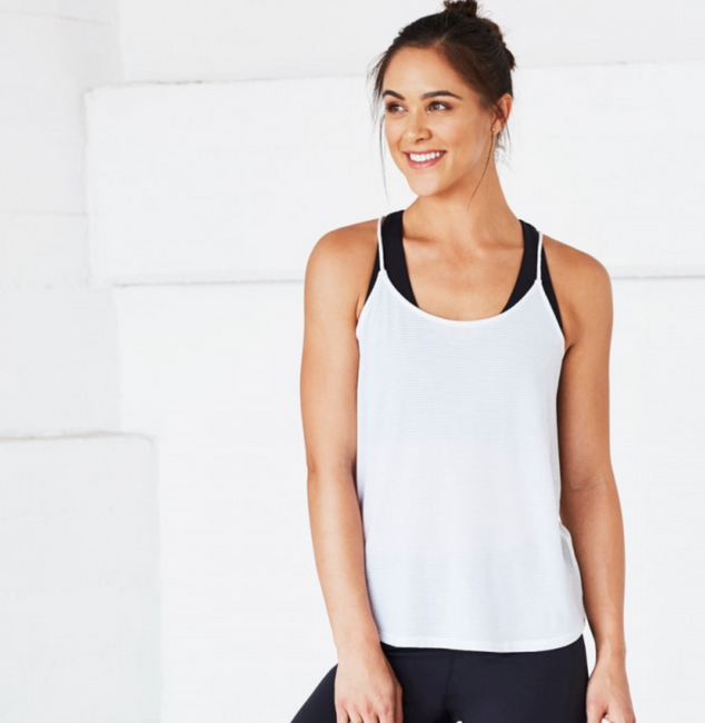Breeze Strappy Tank