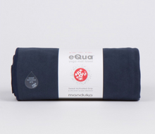 eQua® Yoga Towel, Midnight