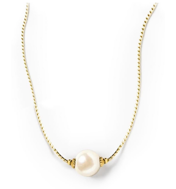 Simply Pearlfect Necklace