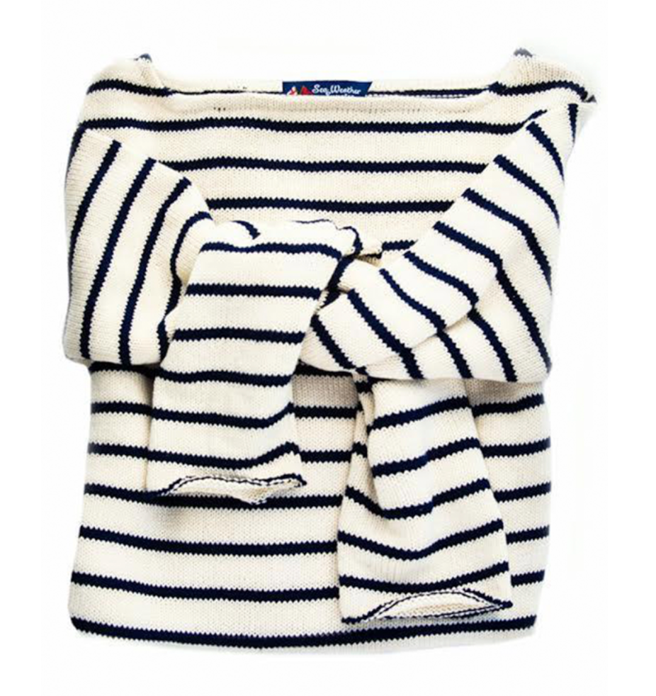 Stripes Du Cap Ferrat Sweater