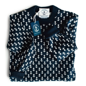 The Original Cotton Anchor Sweater