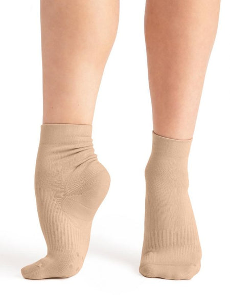 H066 Lifeknit Sox by Capezio