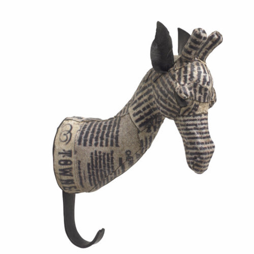 Decorative Animal Coat Hook - Giraffe - Arcadia Home
