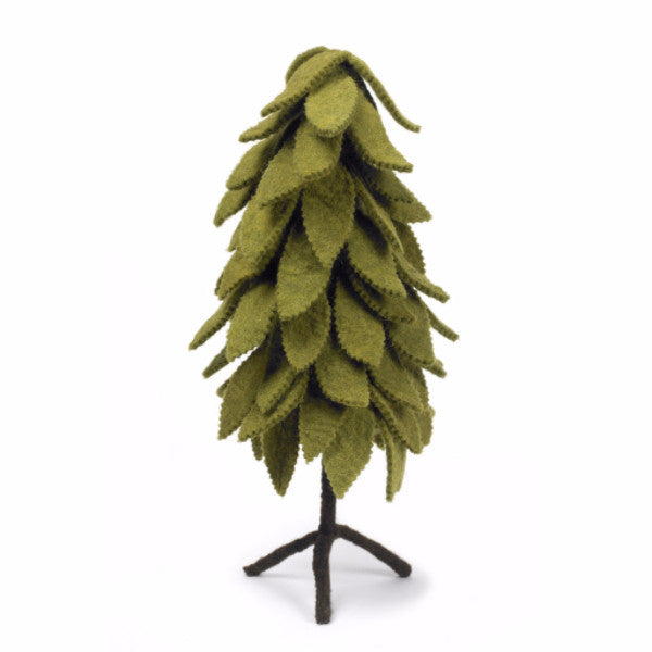 Hand Felted 100% Wool Tree-14