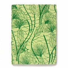 Recycled Cotton Journal in Green Beach Grass-6