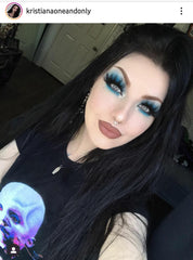 kristianaoneonlygoth
