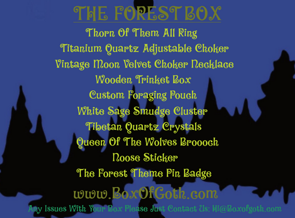 forest box list