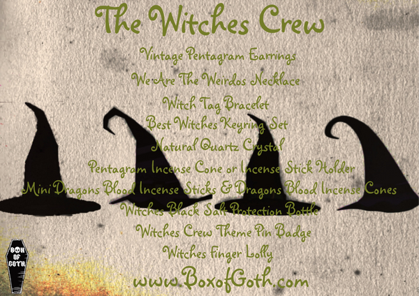 witches crew