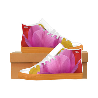 Flower-Blosssom - Women Aquila High Top Action Leather