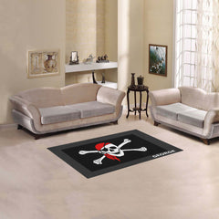 "Pirate - Area Rug 2'7""x 1'8'' - Kids"