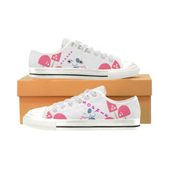 Women Shoes - Nature tree floral sun cute