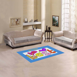 "Kids - Area Rug 2'7""x 1'8'' - Boy - Girl - Decoration Area Rug - *Special Offer*"