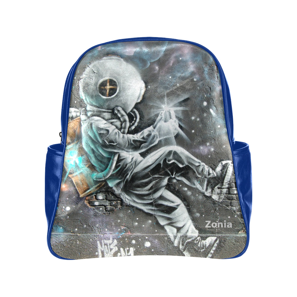 Space -  Multi-pocket Backpack - Men