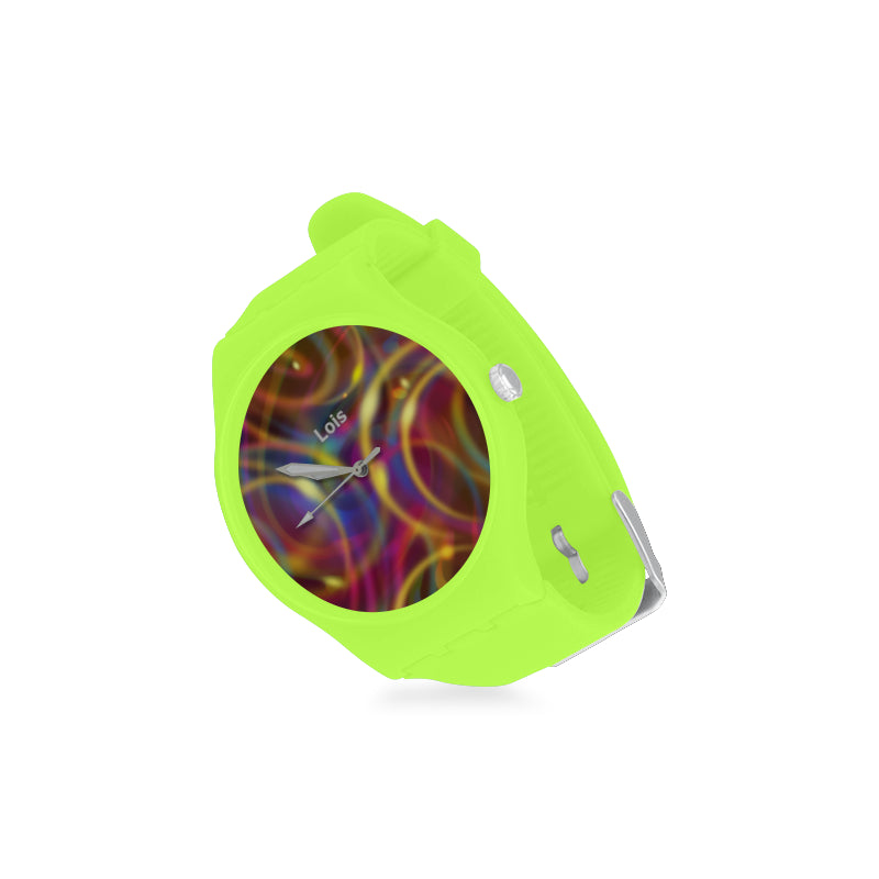 Colorful -Women-GREEN LIGHT Watch