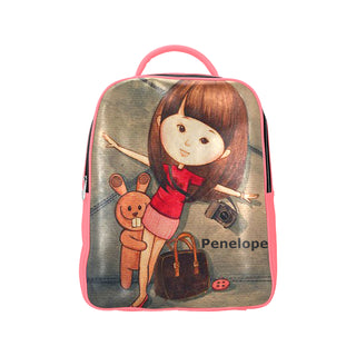 People girl rabbit bag - Backpack