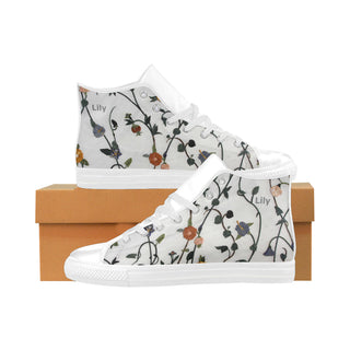 Flowers - Women Aquila High Top Action Leather