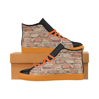 Construction - Women - Aquila High Top Action Leather