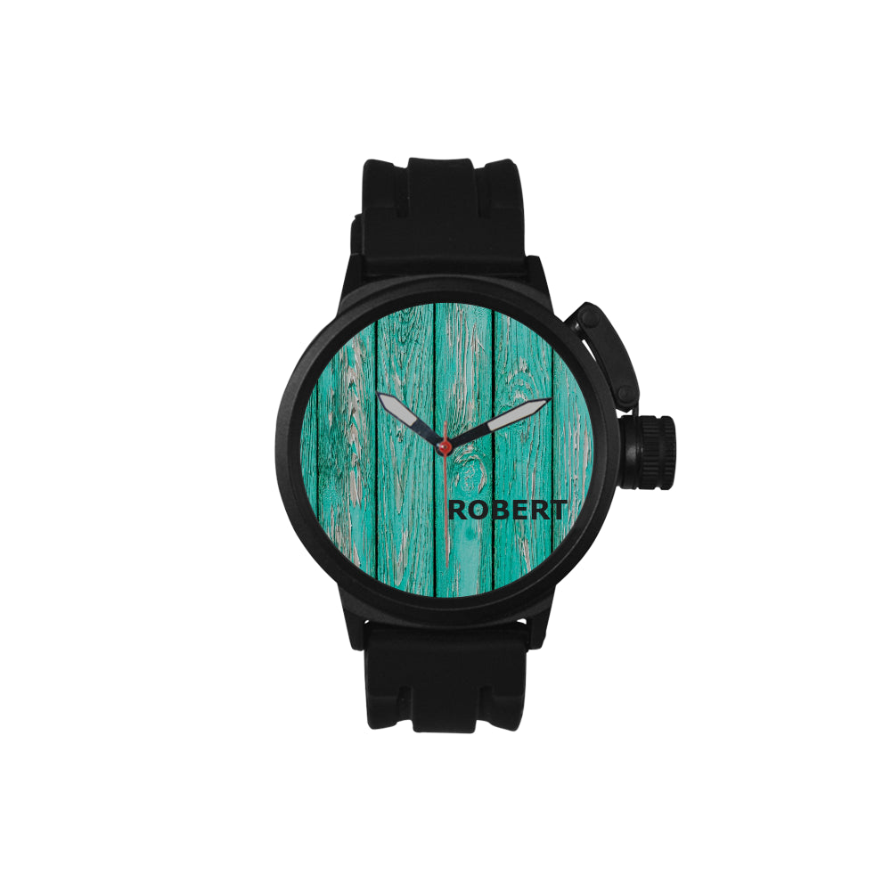 Green Wood - Men's Sport Watch