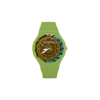 Abstract-Women-GREEN LIGHT Watch
