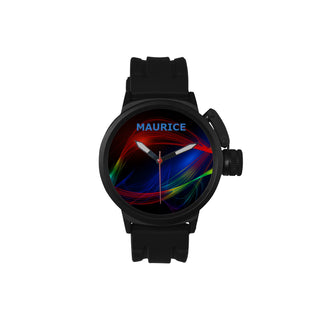 Abstract-Men's Sport Watch