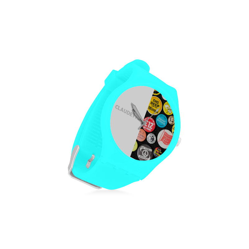 ART-LEFT-Woman-AQUA Watch