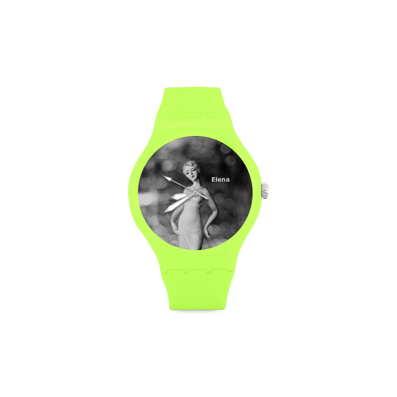 Beauty-Women-GREEN LIGHT Watch