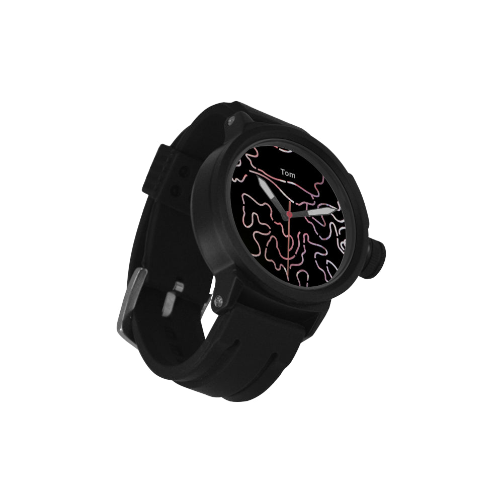 Abstract- Men - Sport Watch