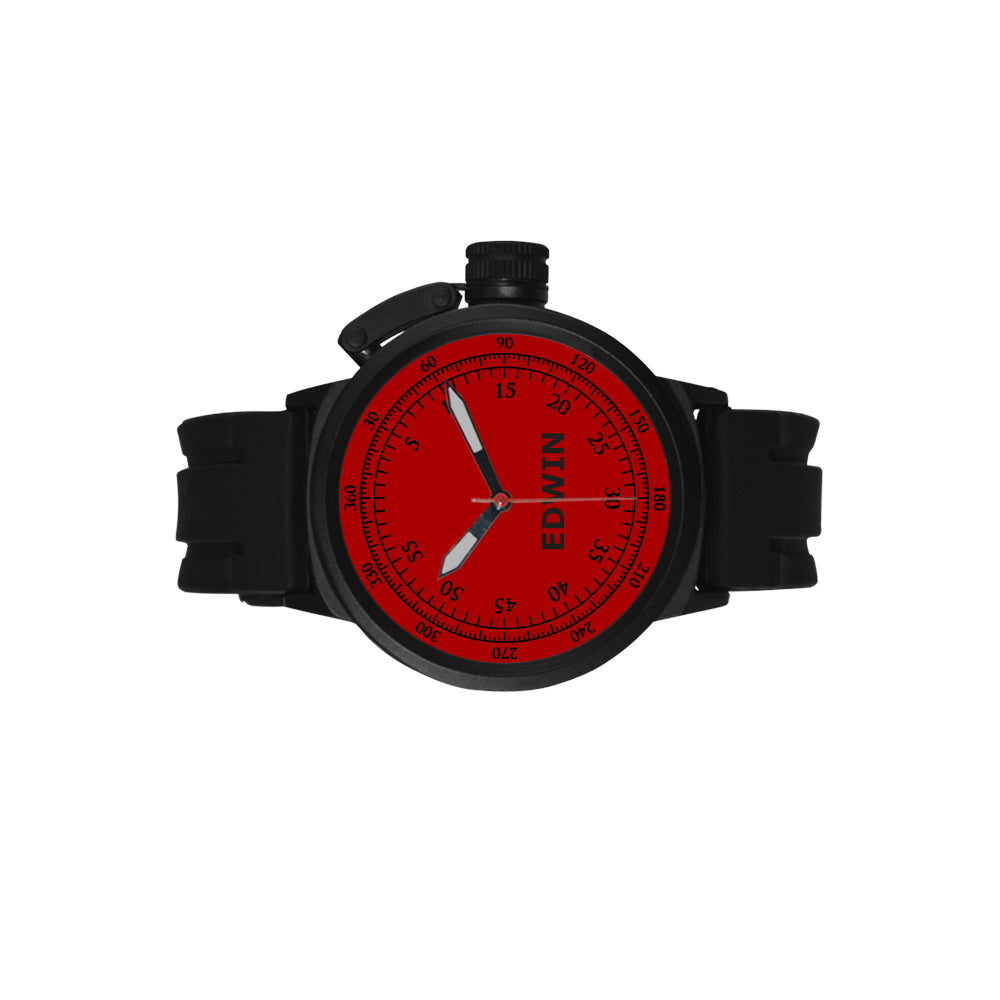 RED - Men's Sport Watch