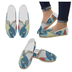 Espadrines - Women Casual Canvas