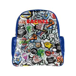 Vivid - Multi-pocket Backpack - Women