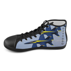 Shoes - Blue-Angels-Navy-precision-planes - KIDS